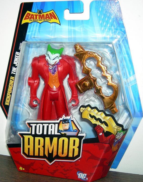 Kickpuncher Joker Total Armor