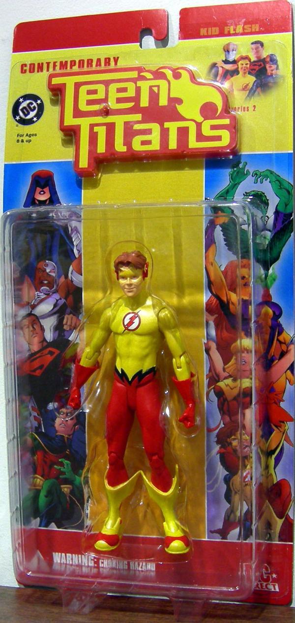 Kid Flash Contemporary Teen Titans, series 2