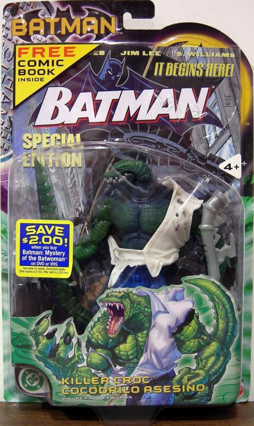 Killer Croc 2003