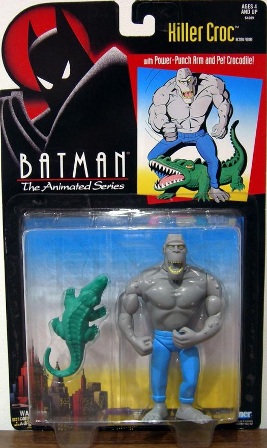 Killer Croc Batman Animated Series