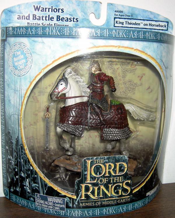 King Theoden Horseback Battle Scale