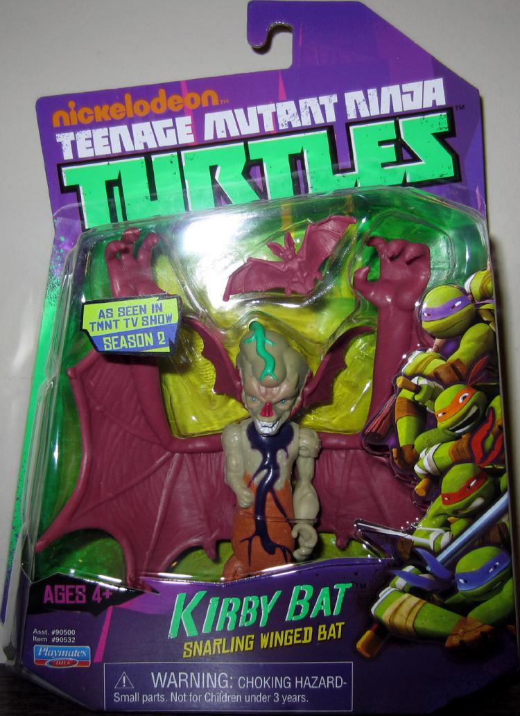 Kirby Bat Figure Nickelodeon Teenage Mutant Ninja Turtles TMNT