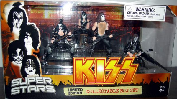 Kiss Collectable Box Set