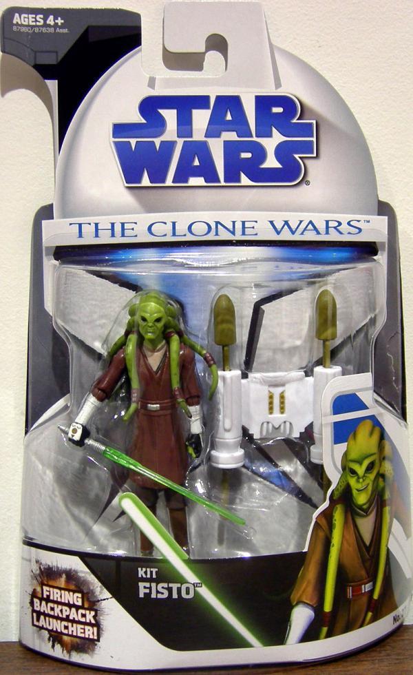 Kit Fisto Clone Wars