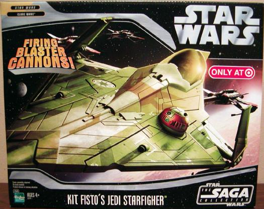Kit Fistos Jedi Starfighter Saga Collection