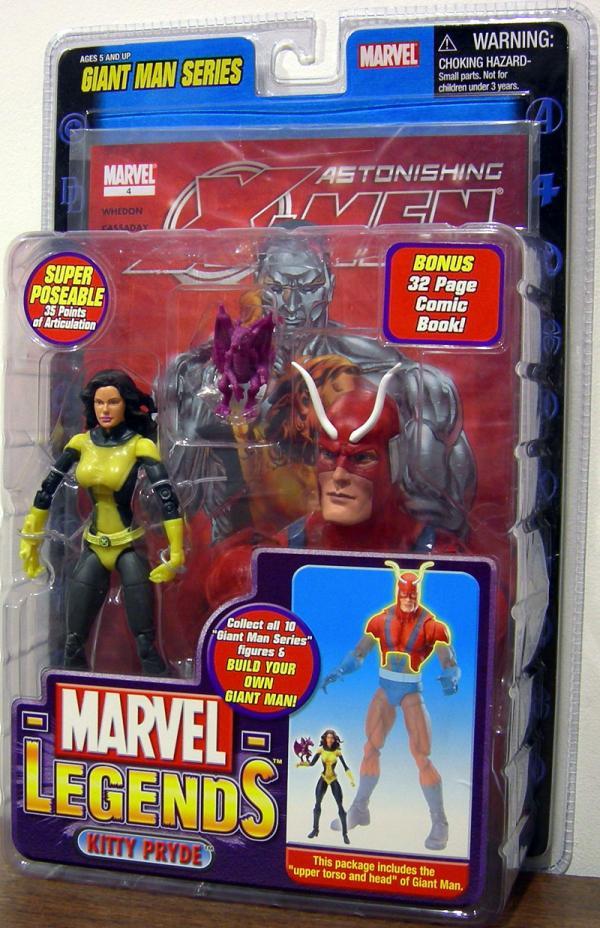 Kitty Pryde Marvel Legends