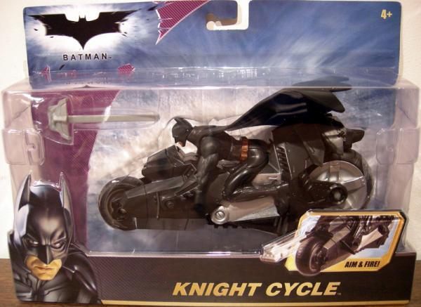 Knight Cycle Dark Knight