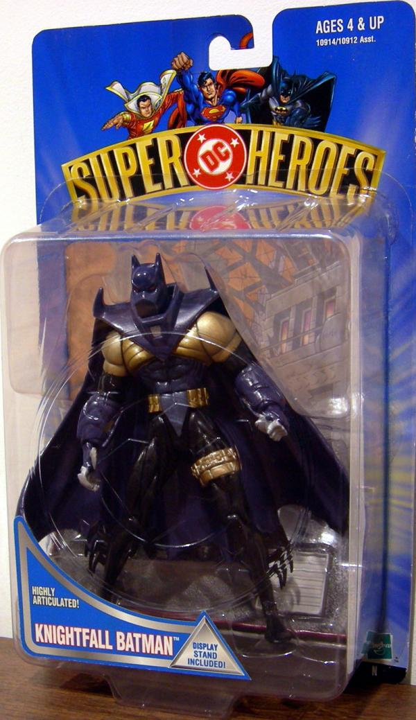 7 inch Knightfall Batman, DC Super Heroes