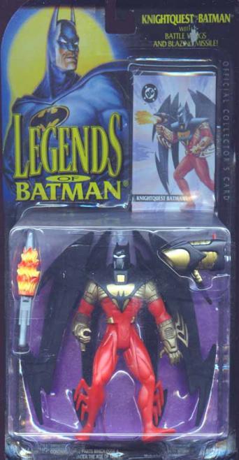 Knightquest Batman Legends