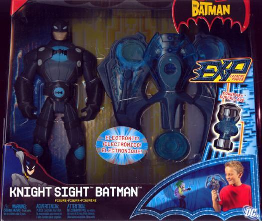 Knight Sight Batman EXP