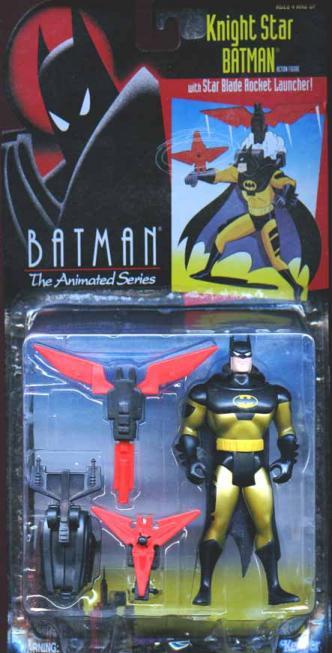 Knight Star Batman Batman Animated Series