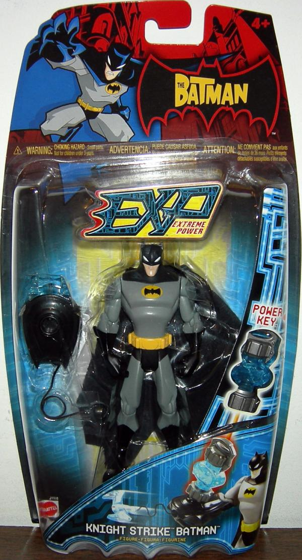 Knight Strike Batman EXP Extreme Power action figure