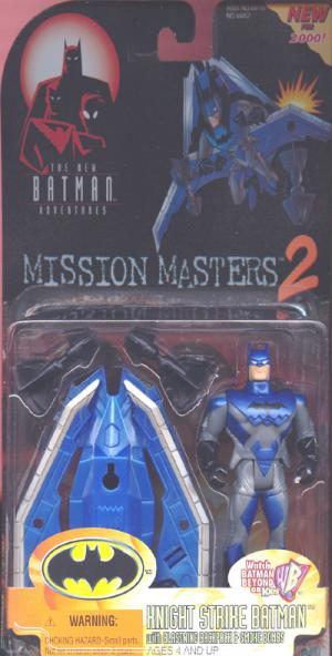 Knight Strike Batman Mission Masters 2
