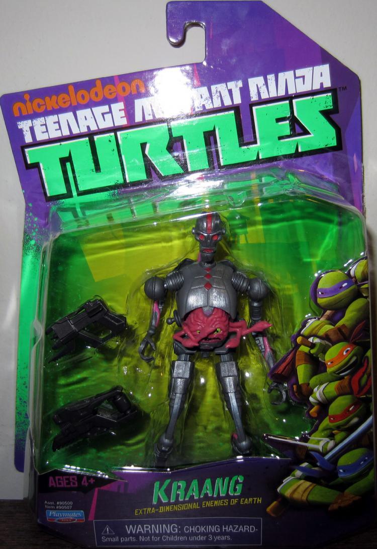 Kraang Action Figure Nickelodeon Teenage Mutant Ninja Turtles action figure