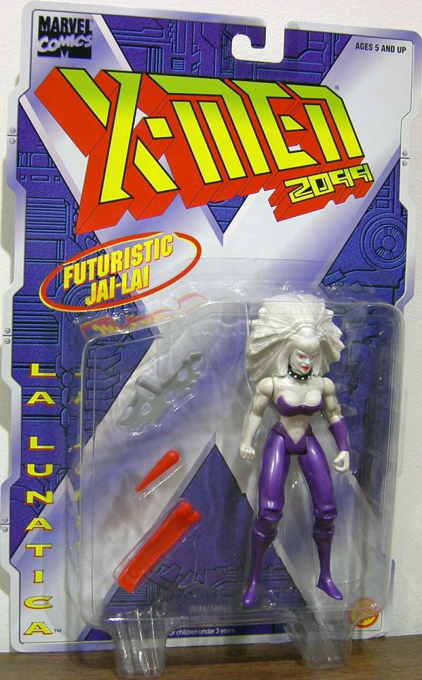 La Lunatica Figure Halter Top X-Men 2099 Toy Biz