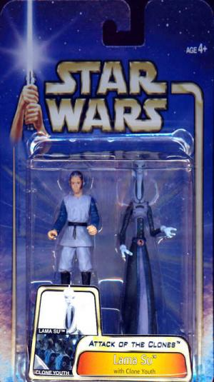 Lama Su Clone Youth Figures Star Wars Hasbro