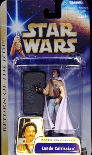 Lando Calrissian Death Star Attack