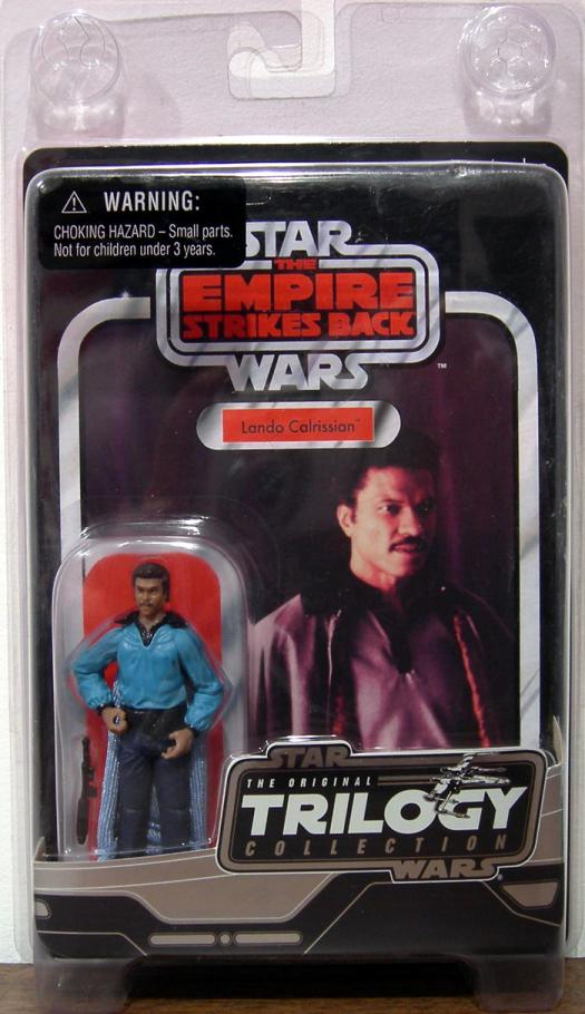 Lando Calrissian Vintage Original Trilogy Collection