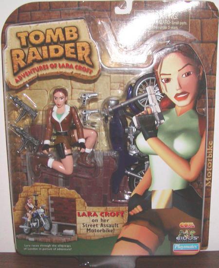 Lara Croft Motorbike