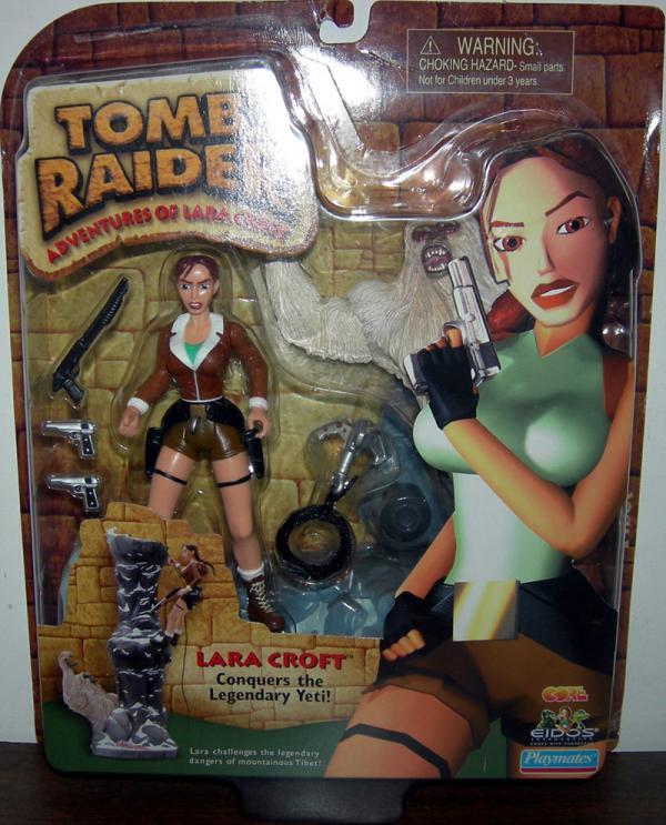 Lara Croft Tibet