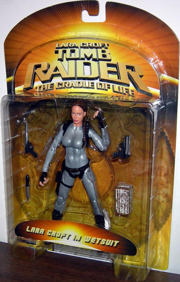 Lara Croft Wetsuit movie, series 2