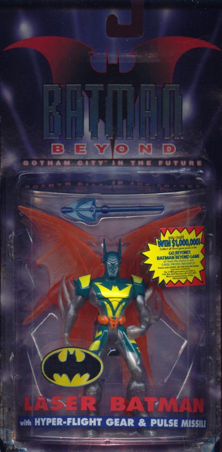 Laser Batman Batman Beyond