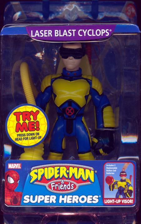 Laser Blast Cyclops