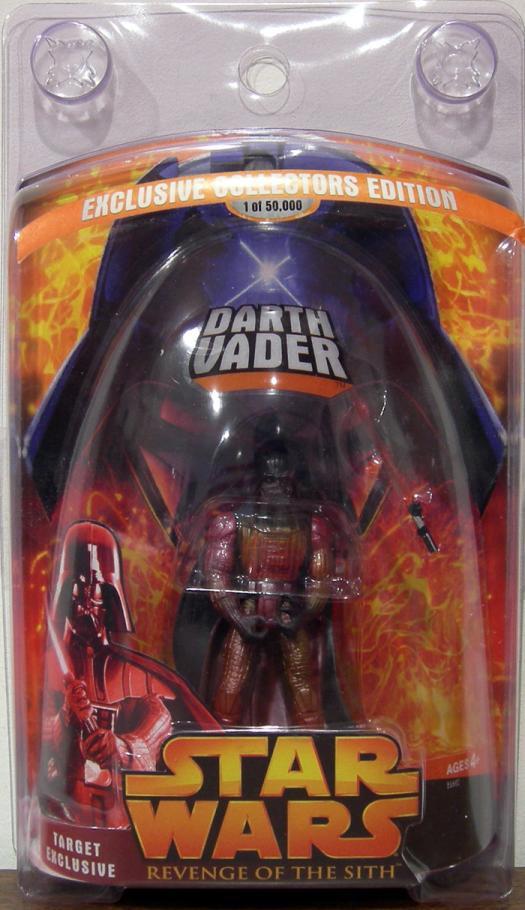 Lava Reflection Darth Vader Target Exclusive