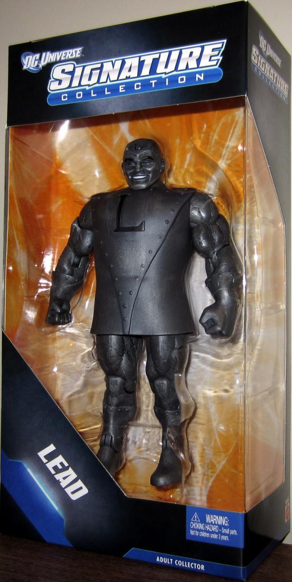 Lead DC Universe Signature Collection action figure