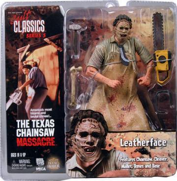 Leatherface Figure Cult Classics Series 5 Neca