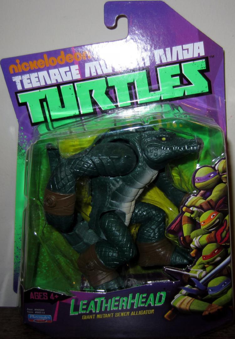 Leatherhead Figure Nickelodeon Teenage Mutant Ninja Turtles TMNT