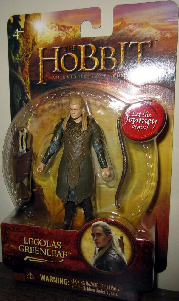 Legolas Greenleaf Hobbit, 4 inch