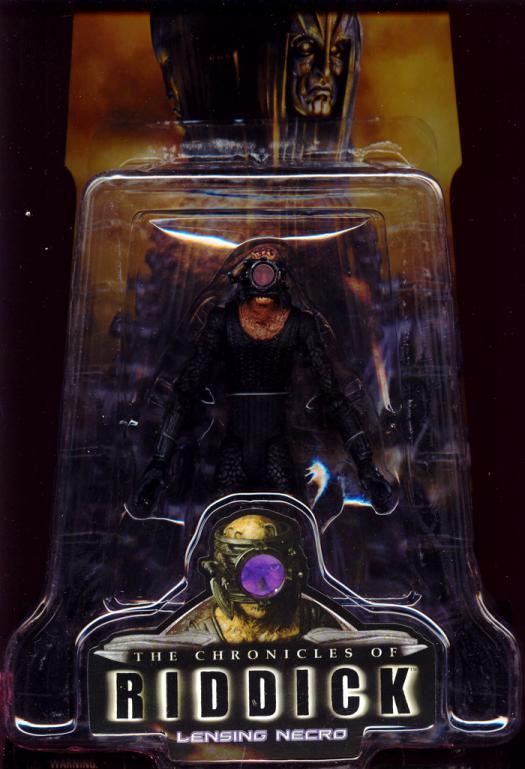 Lensing Necro Figure Chronicles Riddick Sota Toys