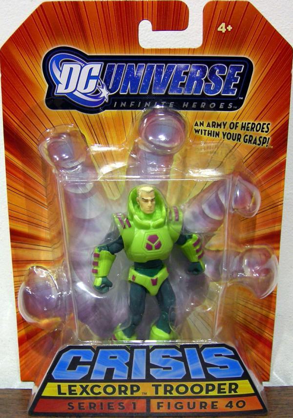 Lexcorp Trooper Infinite Heroes, figure 40