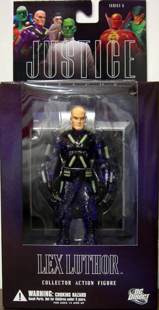 Lex Luthor Alex Ross