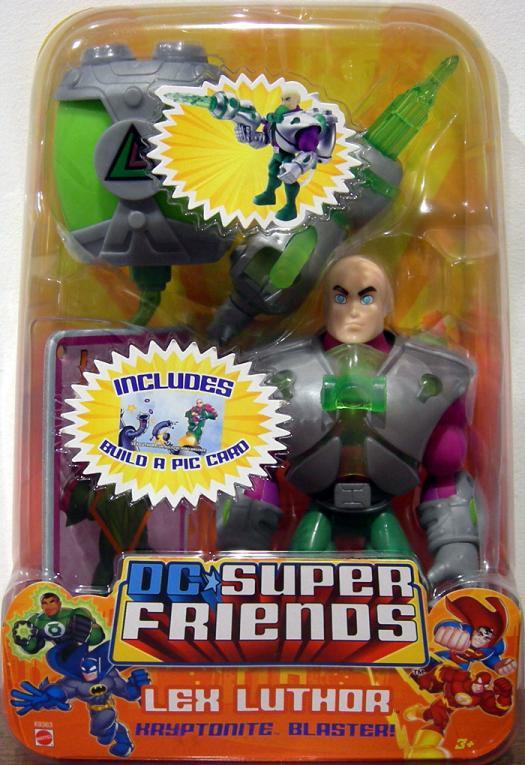 Lex Luthor DC Super Friends