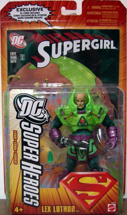 Lex Luthor S3