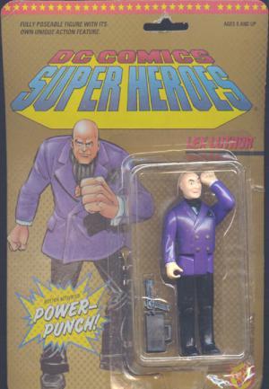 Lex Luthor Figure DC Comics Super Heroes