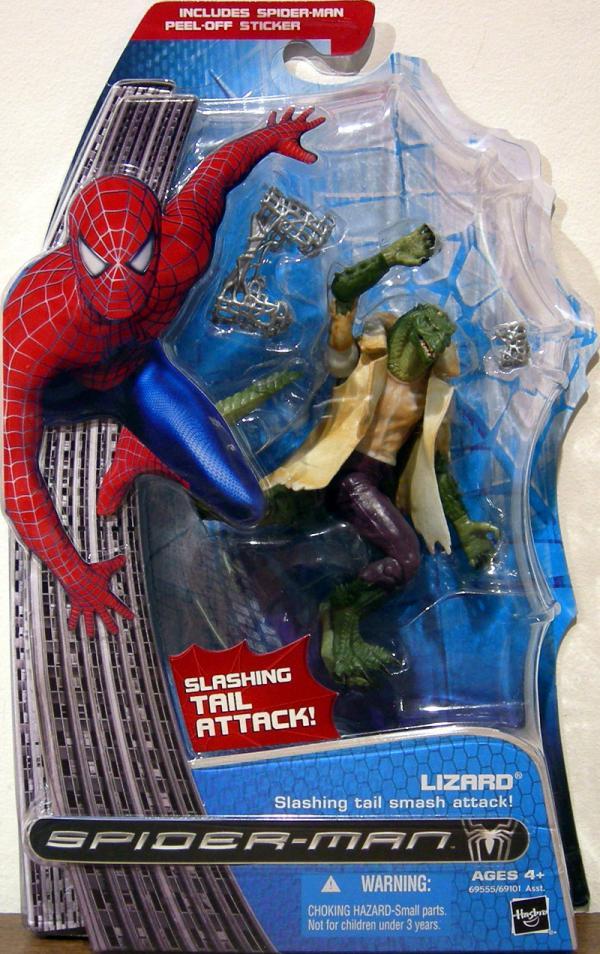 Lizard Spider-Man 3 video game