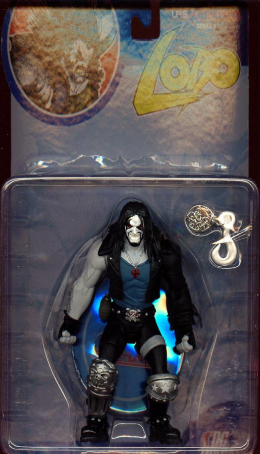 Lobo Reactivated Figure DC Direct