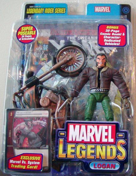 Logan Marvel Legends