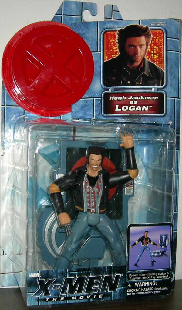 Logan X-Men Movie Open Mouth action figure