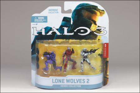 Lone Wolves 2 Heroic Collection