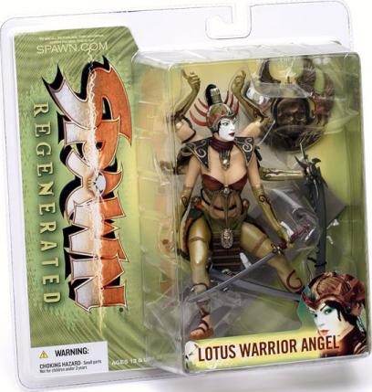 Lotus Warrior Angel 2 Regenerated, variant
