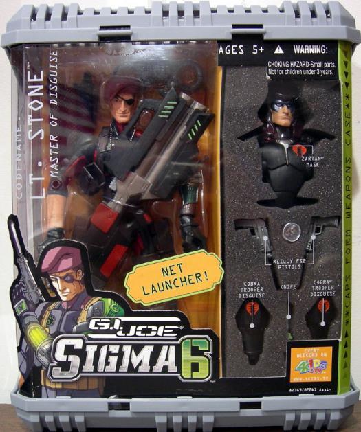 Lt Stone Sigma 6