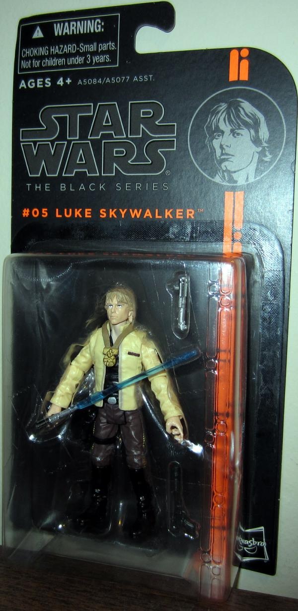 Luke Skywalker Black Series Action Figure 05 Star Wars