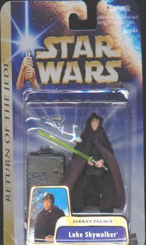 Luke Skywalker Jabbas Palace
