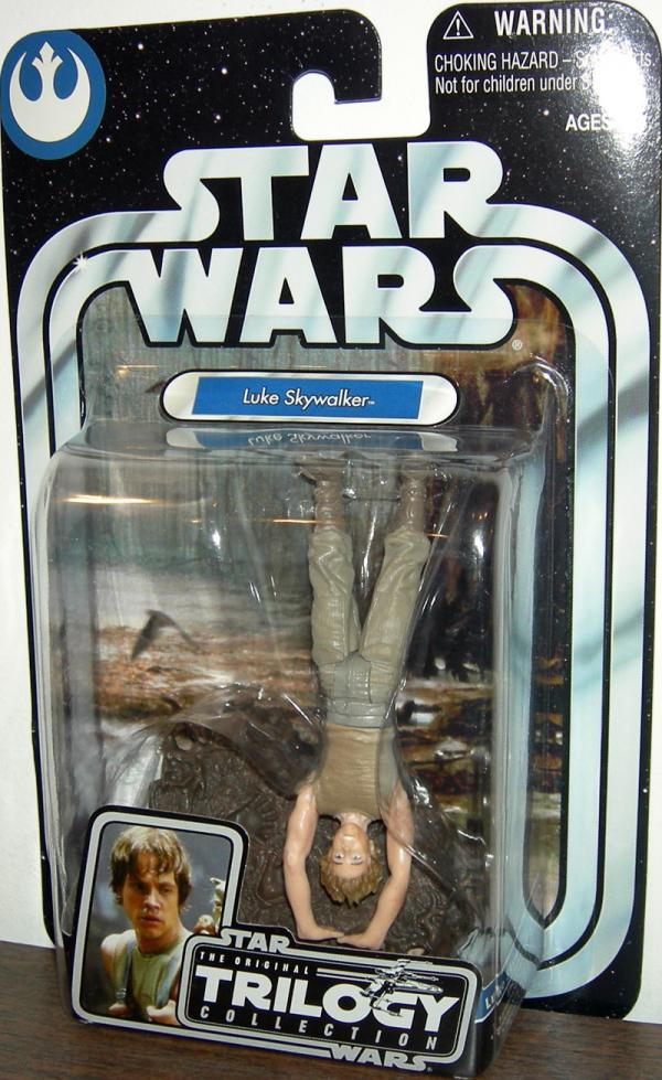 Luke Skywalker Original Trilogy Collection, 01 handstand