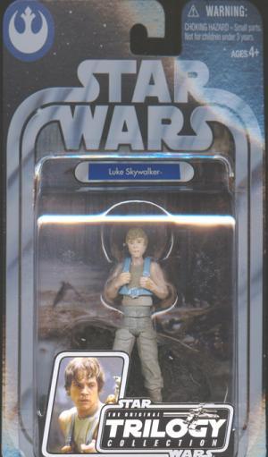 Luke Skywalker Original Trilogy Collection 01 Star Wars action figure