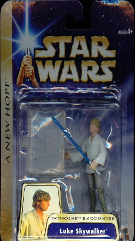 Luke Skywalker Tatooine Encounter